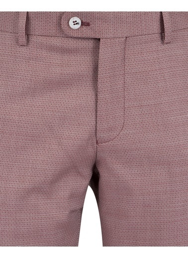 Damat Klasik Pantolon Kırmızı